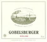 Gobelsburger Riesling