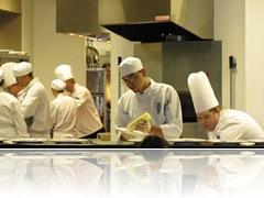 Cordon Bleu Chefs Put on a Show