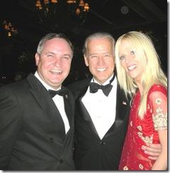 Salahis with Biden